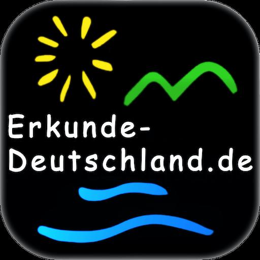 Erkunde-Deutschland.de Logo